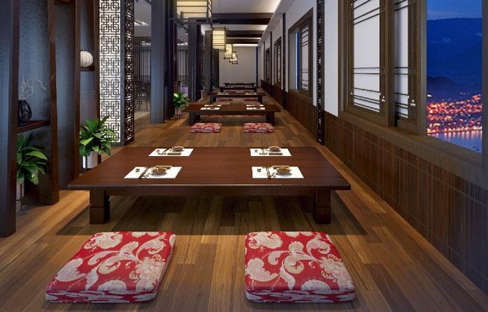 Thiết kế nội thất nhà hàng hợp phong thủy mang đến tài vận