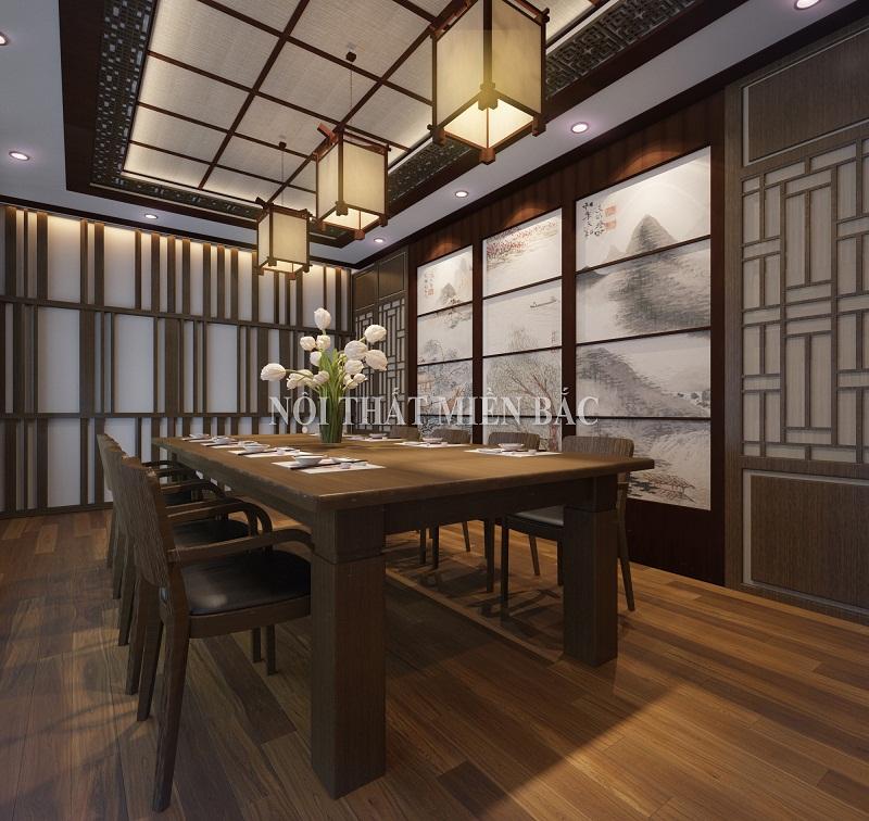 Thiết kế nhà hàng cao cấp - 3