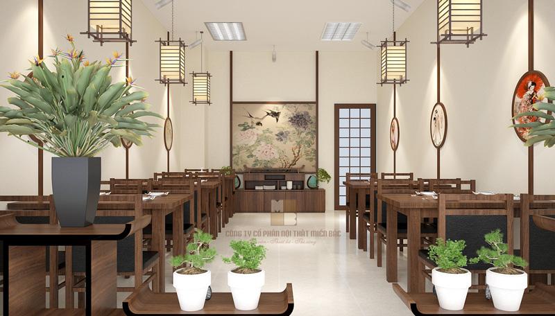 Thiết kế nội thất nhà hàng và lý do cần đầu tư